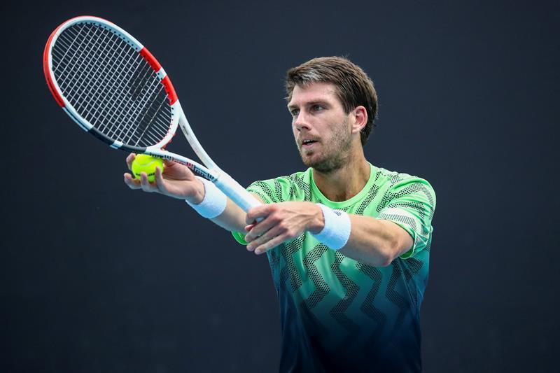 Norrie Carballés ATP Roma