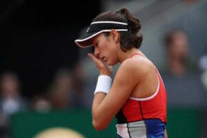 Muguruza Svitolina WTA Roma