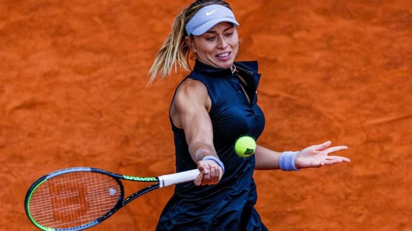 Badosa Sevastova WTA Madrid