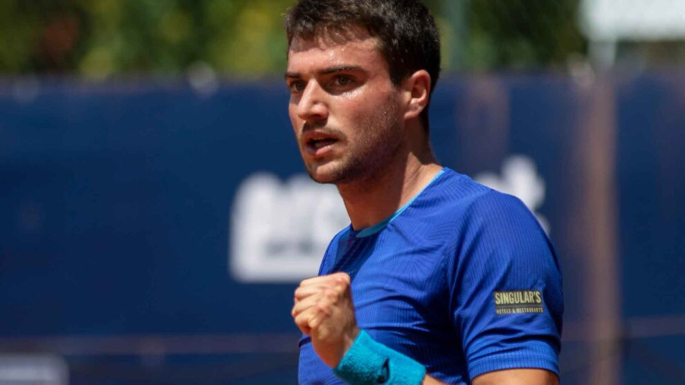Martínez Munar ATP Parma
