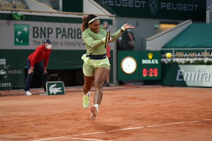 Serena Begu Roland Garros