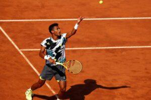 Aliassime Krajinovic ATP Roma