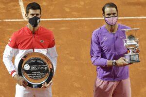Djokovic final ATP Roma 2021