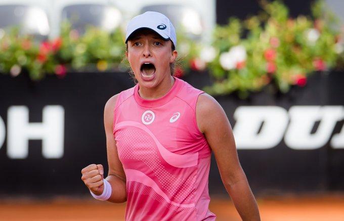 Previa final Swiatek Pliskova WTA Roma