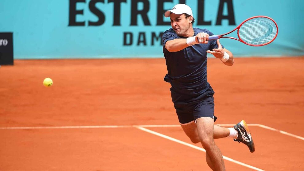 Schwartzman Karatsev ATP Madrid