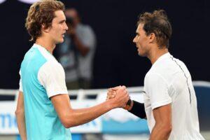 Nadal cuartos de final ATP Madrid 2021