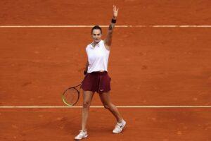 Sabalenka Kasatkina WTA Madrid