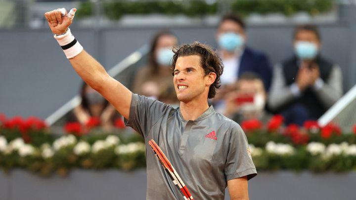 Thiem De Miñaur ATP Madrid