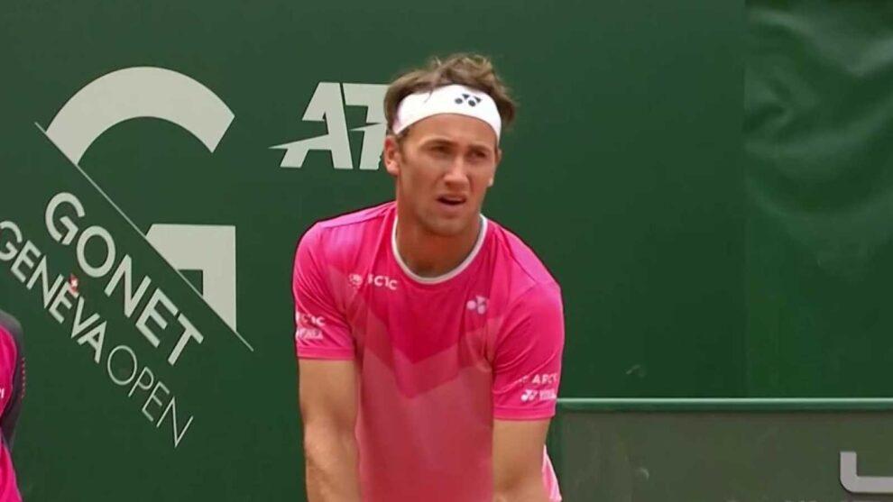 Ruud Andújar ATP Ginebra