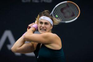 Sabalenka Konjuh Roland Garros