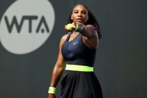 Serena Williams previa Roma