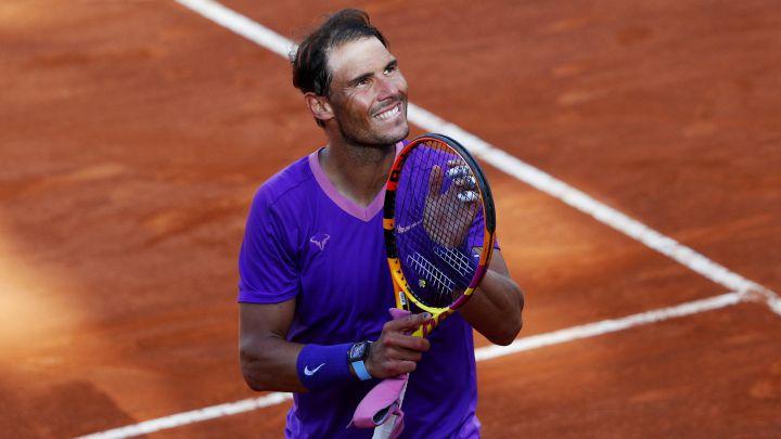 Nadal Djokovic ATP Roma 2021