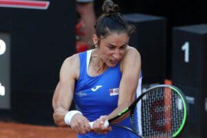 Sorribes Giorgi WTA Roma