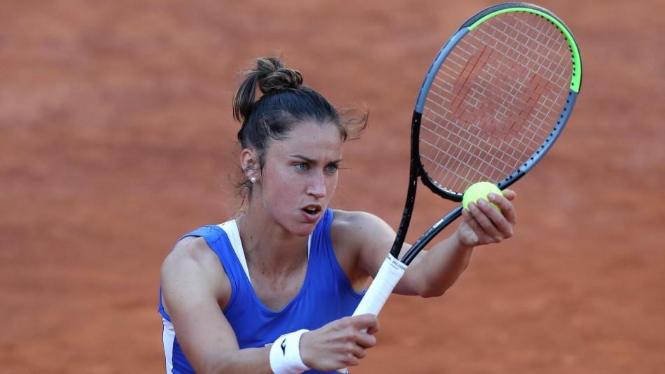 Sorribes Zheng Roland Garros