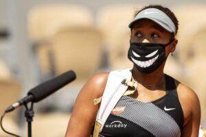 Naomi Osaka retirada Roland Garros