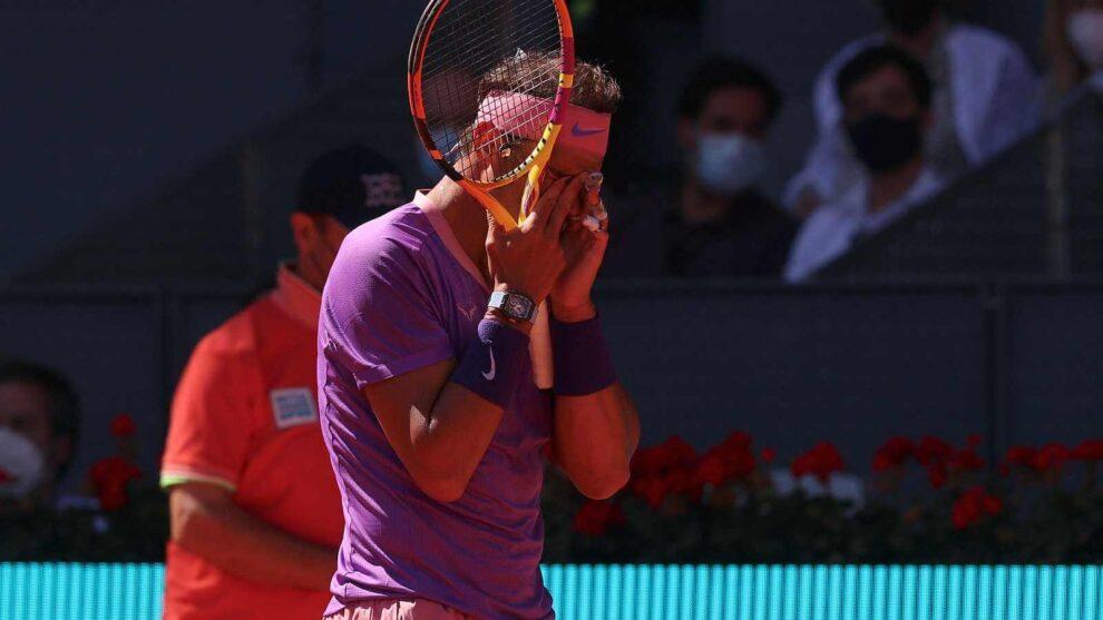 Nadal cuartos final ATP Madrid 2021