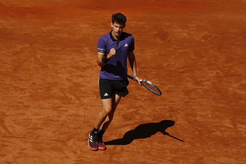 Thiem previa Masters 1000 Roma 2021