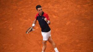 Garín Bautista ATP Roma