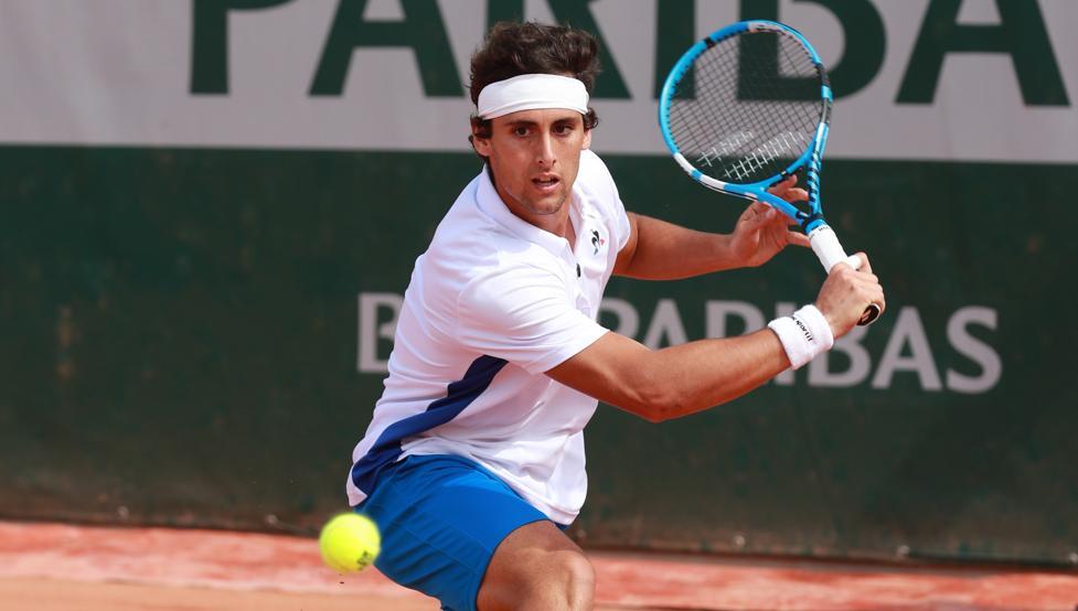 Taberner Klizan Roland Garros