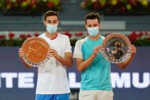 Marcel Granollers título ATP Madrid 2021