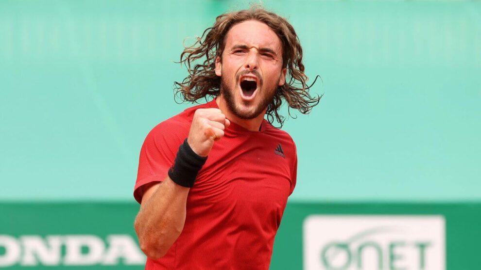 Tsitsipas Norrie ATP Lyon 2021