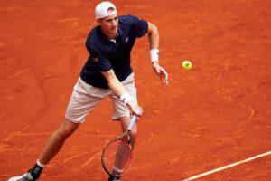 Bautista Isner ATP Madrid