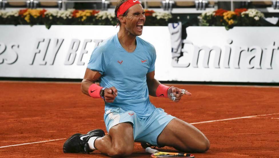 cuadro ATP Roland Garros 2021