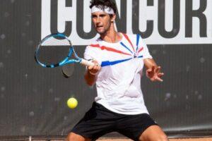 Taberner Fabbiano Roland Garros