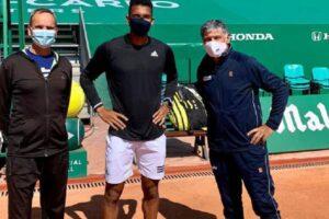 Aliassime Toni Nadal ATP Madrid