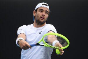 Berrettini Fognini ATP Madrid