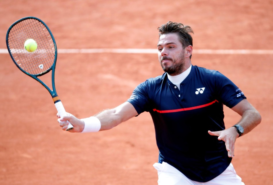 Wawrinka baja Roland Garros
