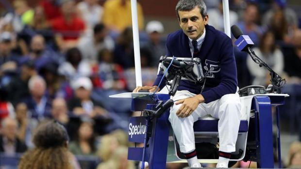 Jueces línea US Open 2021