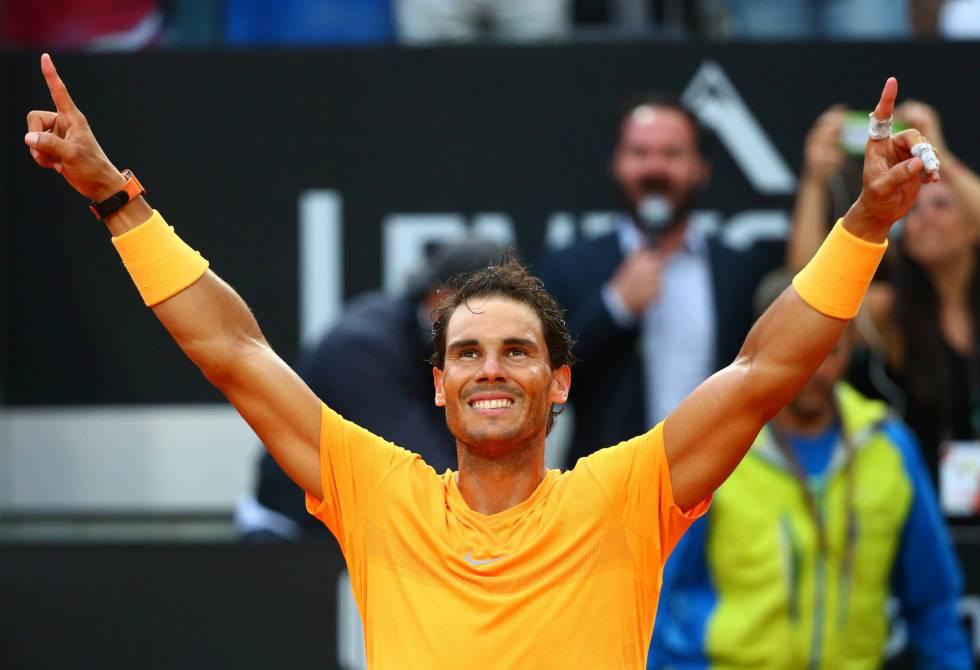 Resultados Masters 1000 Roma 2021