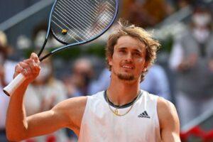 Zverev Berrettini ATP Madrid