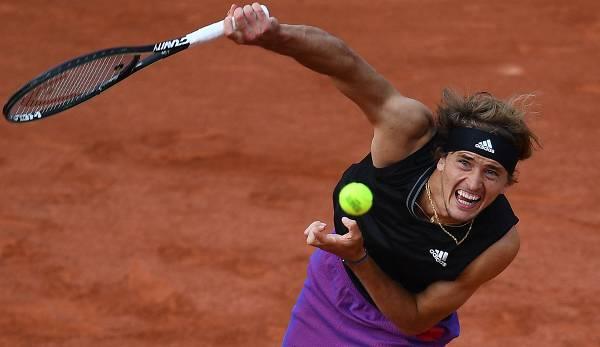 Zverev Otte Roland Garros