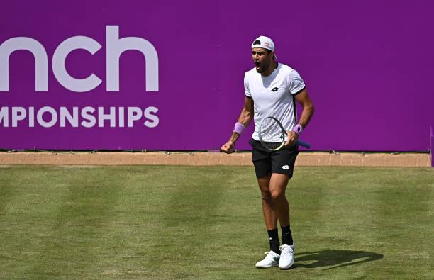 Berrettini Murray ATP Queens
