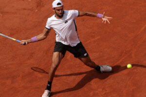 Berrettini Coria Roland Garros 2021