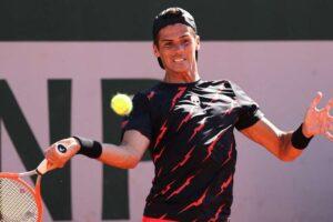 Coria López Roland Garros 2021