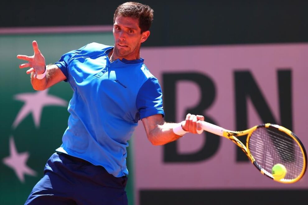 Delbonis Andújar Roland Garros 2021