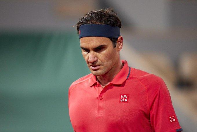 Federer Baja Roland Garros 2021