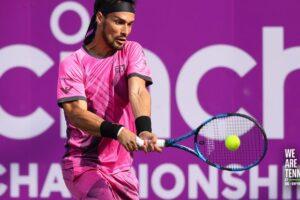 Fognini Acabó Ramos Wimbledon