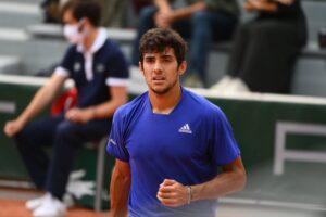 Garin Giron Roland Garros 2021