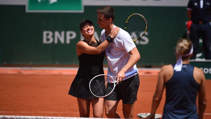 Krawczyk Salisbury Roland Garros