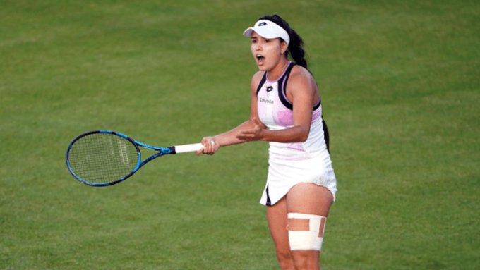 Camila Osorio Clasificó Wimbledon