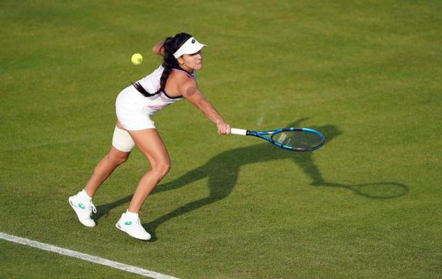 Camila Osorio Triunfo Wimbledon