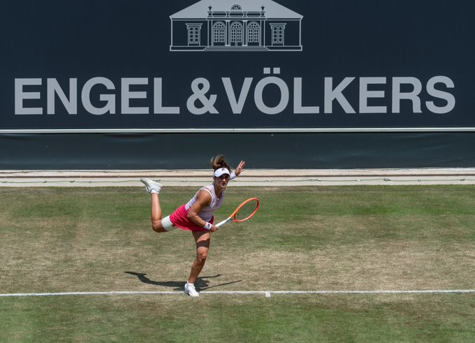 Podoroska WTA Bad Homburg