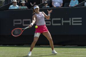 Podoroska WTA Bad Homburg 2021
