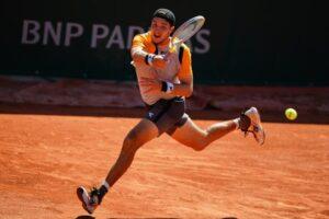 Struff Bagnis Roland Garros 2021