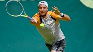 Struff Medvedev ATP Halle 2021