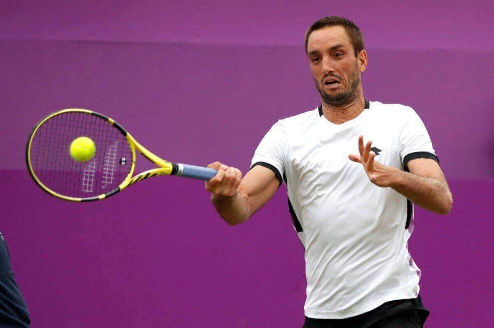 Viktor Troicki Retiro Tenis